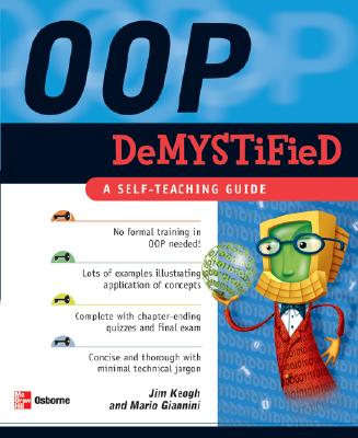 Oop Demystified By Keogh, James Edward/ Giannini, Mario